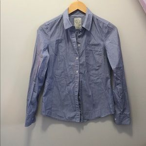 Classic fit Talula button down